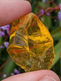 Andara, Golden Yellow, Indonesia, 19g