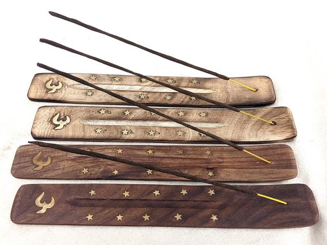 Incense Holder, Wooden