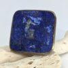 Lapis Lazuli Gold Vermeil Ring