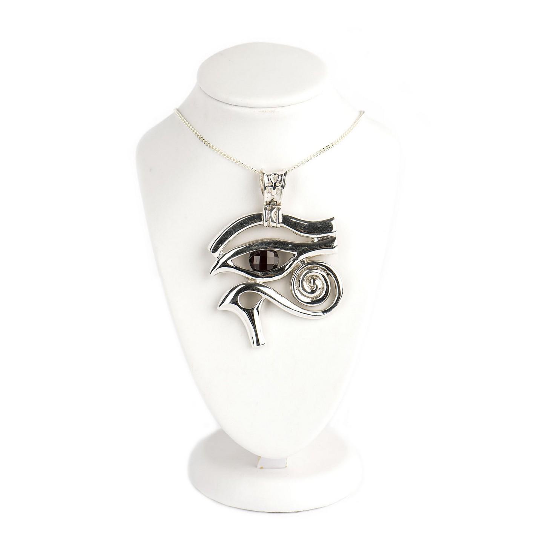 Eye of horus pendant crystal ocean eye of horus pendant mozeypictures Image collections
