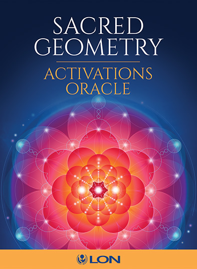 Sacred geometry activation oracle