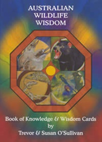 Australian Wildlife Wisdom cards