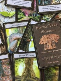 Banyan Tree Wisdom Guidance Cards