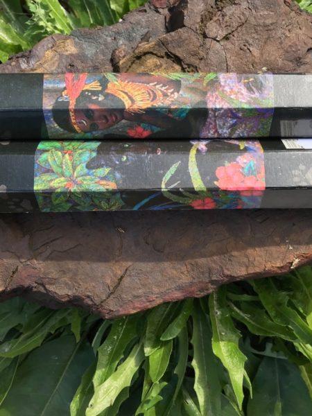 Black Opium Incense Sticks
