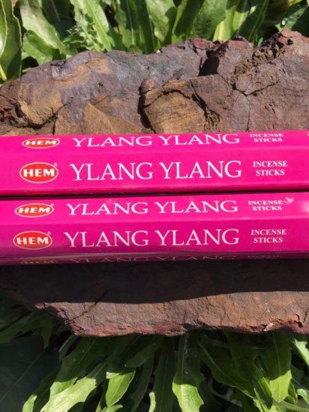 Ylang Ylang Incense Sticks