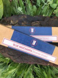 Blue Nagchampa Incense Sticks