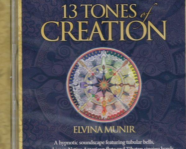13 Tones Of Creation Elvina Munir