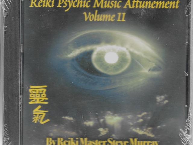 Reiki Psychic Music Attunement Volume 2 Steve Murray