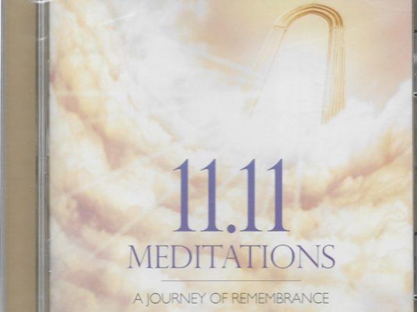11.11 Meditations A Journey Of Remembrance Denise Jarvie
