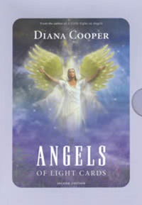 Angels Of Light Oracle Cards 2nd Edition
