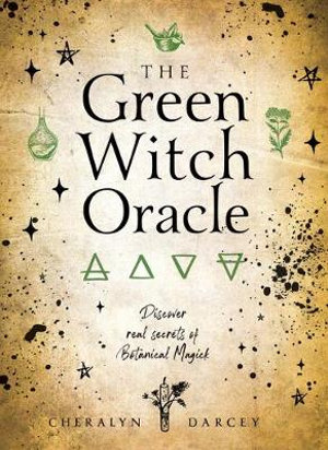 Green Witch Oracle Cards- Discover real secrets of Botanical Magick