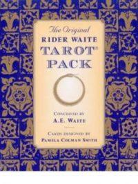 ORIGINAL RIDER WAITE TAROT DECK
