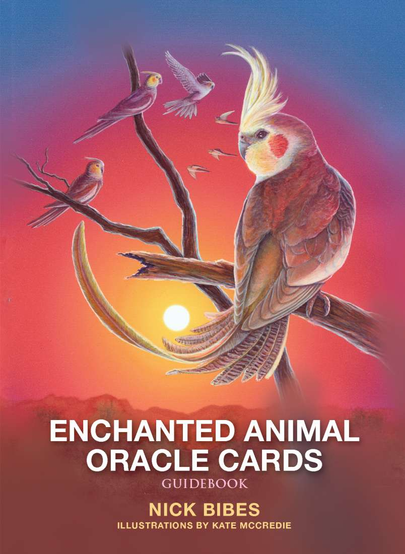 ENCHANTED ANIMAL ORACLE CARDS
