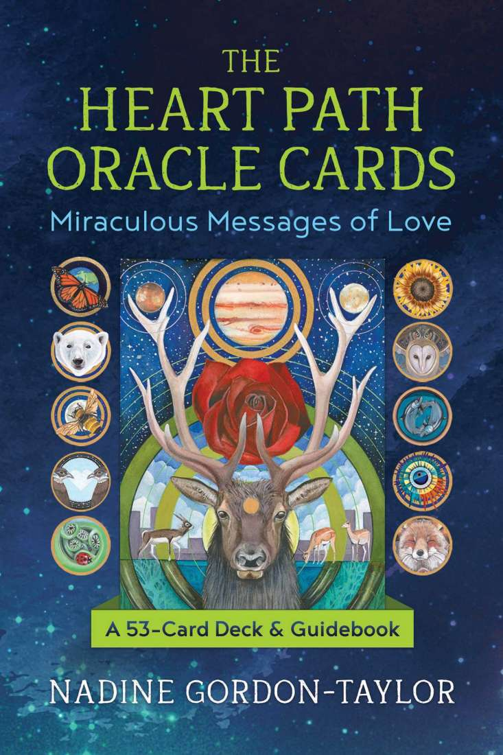 HEART PATH ORACLE CARDS